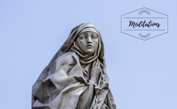 Opus Dei - Méditation 29 avril – Sainte Catherine de Sienne