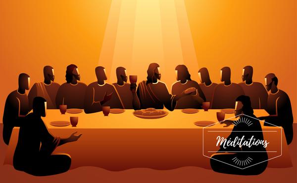 Méditation : Mercredi Saint