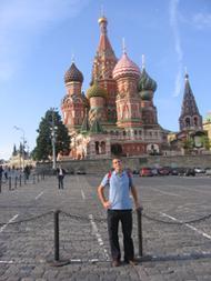 Můj první rok v Rusku