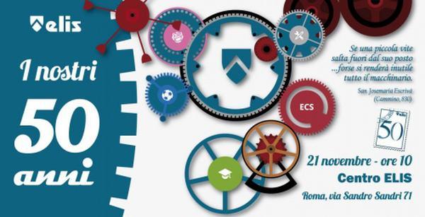 I 50 anni del Centro ELIS