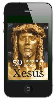 """Libro electrónico """"50 preguntas sobre Xesús"""""""