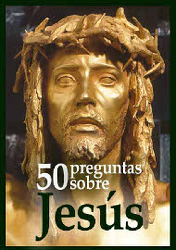 """Libro electrónico """"50 preguntas sobre Jesús"""""""