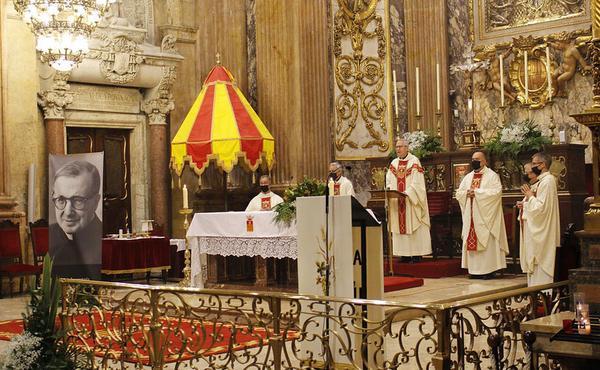 Celebració de la festa de sant Josepmaria a la Mercè