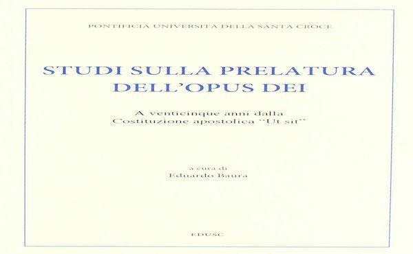 Una raccolta di studi sulla prelatura dell'Opus Dei