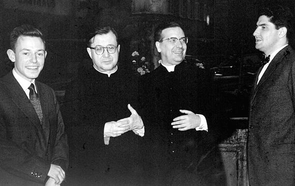 Opus Dei - Kurzgeschichte des Opus Dei in der Schweiz