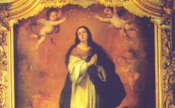 Novena a la Inmaculada: 8 de diciembre