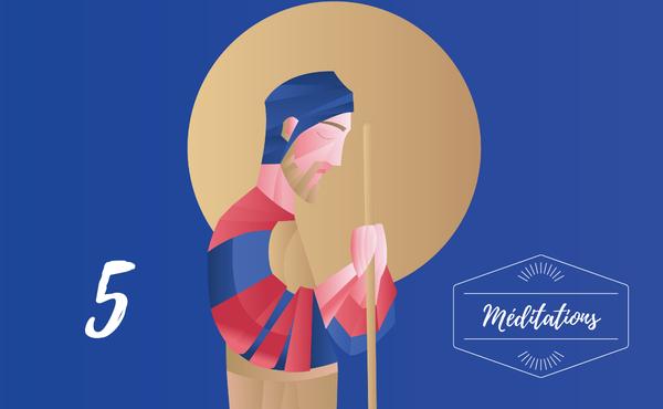 Méditation : 5ème dimanche de saint Joseph