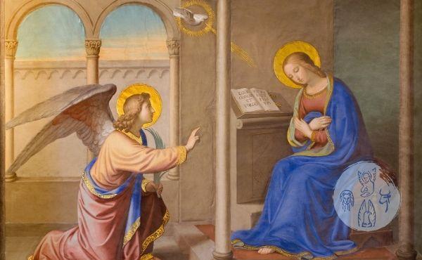 Opus Dei - Au fil de l'Évangile du 25 mars : Annonciation du Seigneur