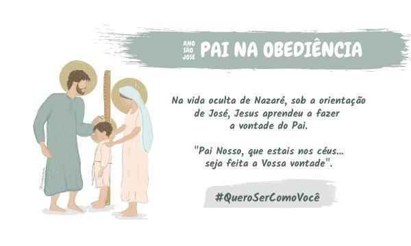 Opus Dei - Pai na obediência