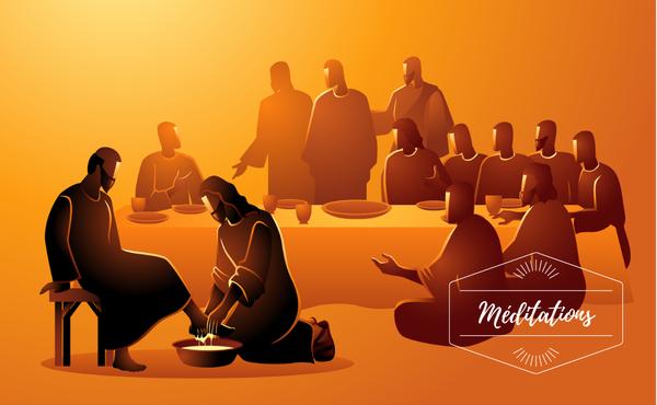 Méditation : Jeudi Saint