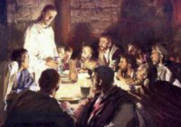 Eucaristia: Cristo nascosto