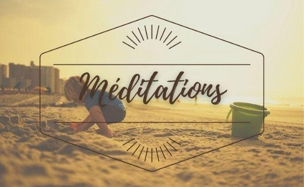Méditation : Jeudi de la 1ère semaine de l'Avent
