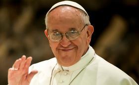 Pápež František na kolokviu o komplementárnosti muža a ženy