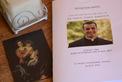 Memorial card & booklet