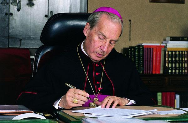 Opus Dei - Libros y cartas pastorales de Mons. Javier Echevarría