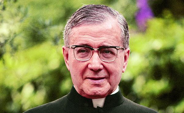 Opus Dei - Oração a São Josemaria Escrivá