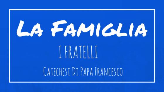 Estremamente La Famiglia - 5. I Fratelli - Opus Dei YA42