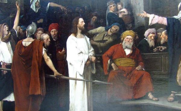 Por que Jesus foi condenado à morte?