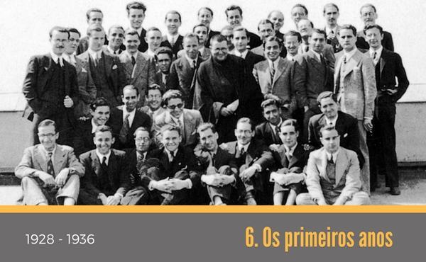 Opus Dei - 6. Os primeiros anos do Opus Dei