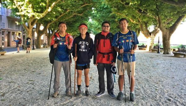 Opus Dei - Malim koracima: Pješačenje Putem sv. Jakova