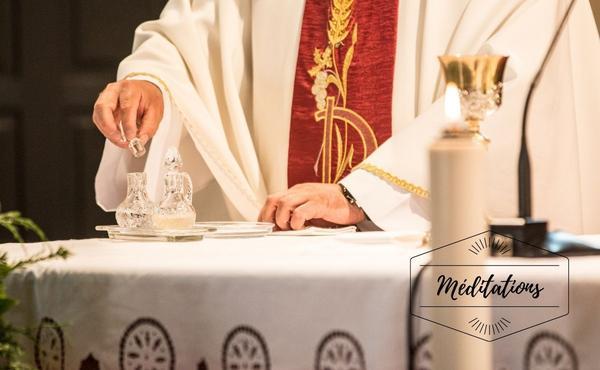 Opus Dei - Méditation : Mardi de la 3ème semaine de Pâques
