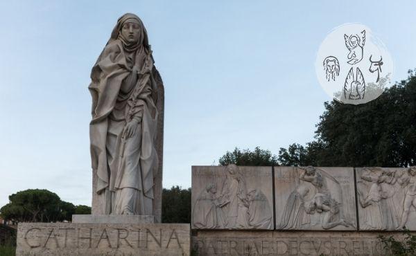 29 de abril: santa Catalina de Siena