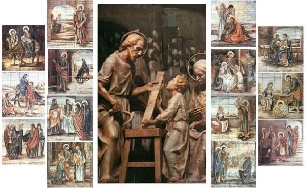 Opus Dei - 七個星期日敬禮聖若瑟