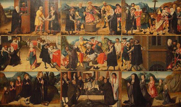 Opus Dei - Audio of Prelate: Burying the Dead