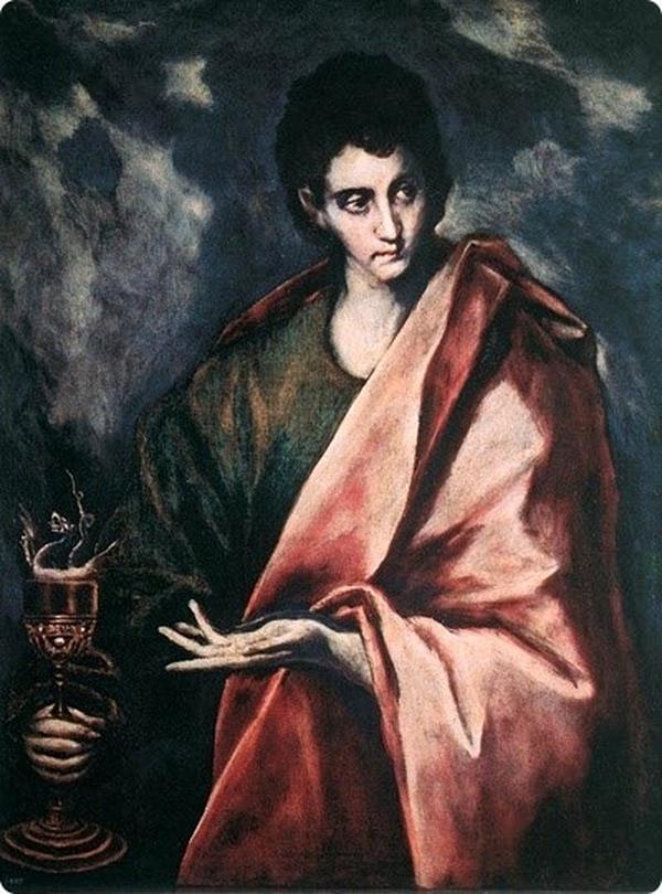 12월 27일 성 요한 사도 복음사가 축일