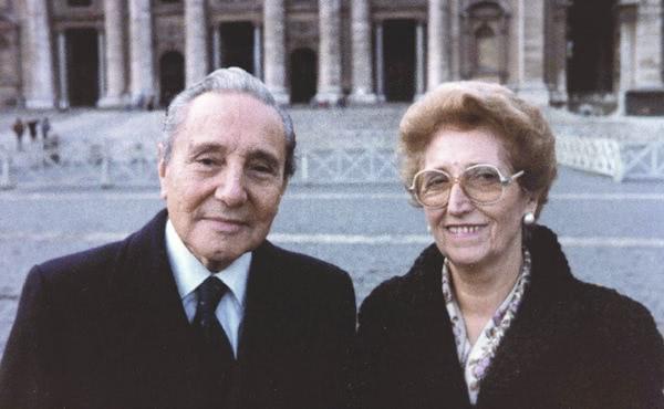 Opus Dei - Malda Pranutės ir Tomo Alvira užtarimu