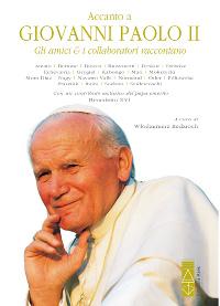 "Portada del libro ""Junto a Juan Pablo II"""