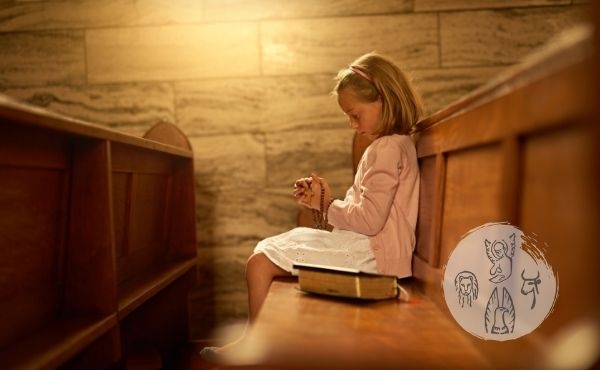 Opus Dei - Au fil de l'Évangile de dimanche : vivre la vie du Christ.