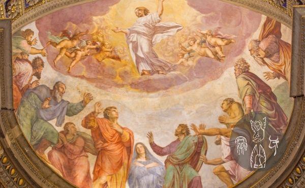 Au fil de l'Évangile de l'Ascension du Seigneur : témoins de la joie