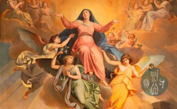 15 de agosto: Assunção de Nossa Senhora