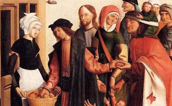 "Opus Dei - ""A mí me lo hicisteis"": las obras de misericordia corporales"