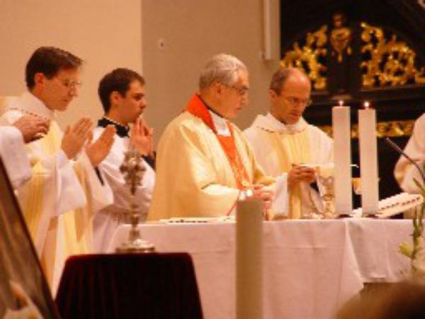 Paminėtos šventojo Josemarios pirmosios kanonizacijos metinės