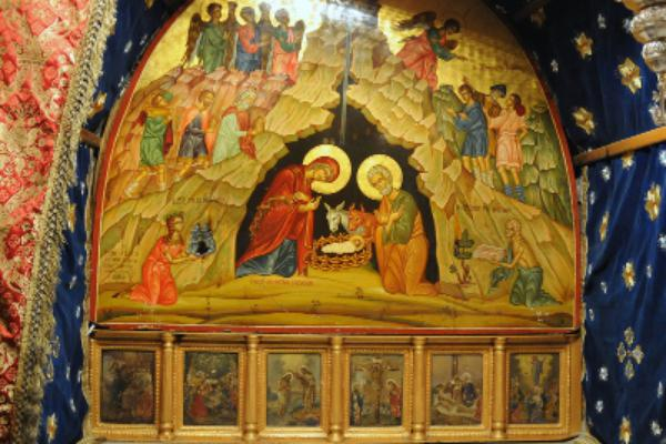 Belén: Basílica de la Natividad