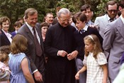 Rockbrook Park School, DublМn (Irlanda). 3-VIII-1980