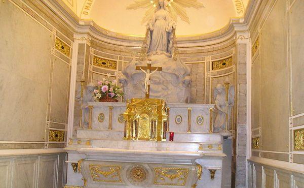 Opus Dei - Nossa Senhora da Medalha Milagrosa