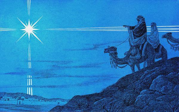 O que foi a estrela do oriente?