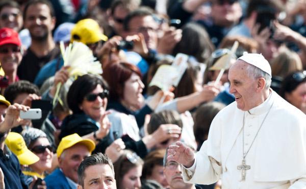 Palabras del Papa durante el sínodo