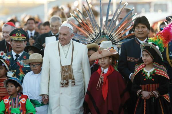 Papa Francisco: redescubrir la identidad latinoamericana