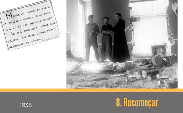 Opus Dei - 8. Depois da guerra: recomeçar