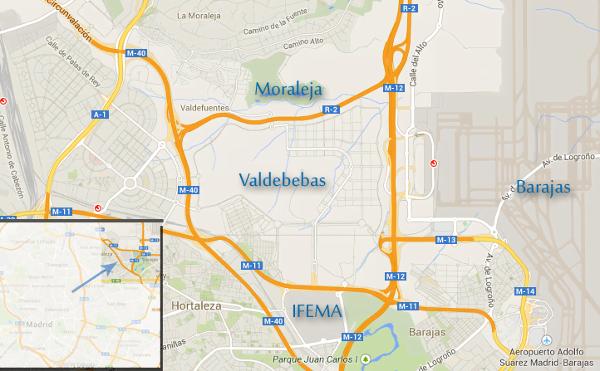 Beatifikacija bo v predelu Valdebebas v Madridu.