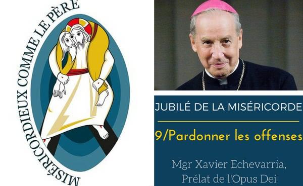 """Opus Dei - 9ème émission :  """"Pardonner à ceux qui nous ont offensés"""""""