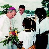 Yamoussoukro (Costa de Marfil). 4-IV-1997