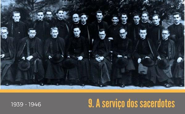 Opus Dei - 9. A serviço dos sacerdotes