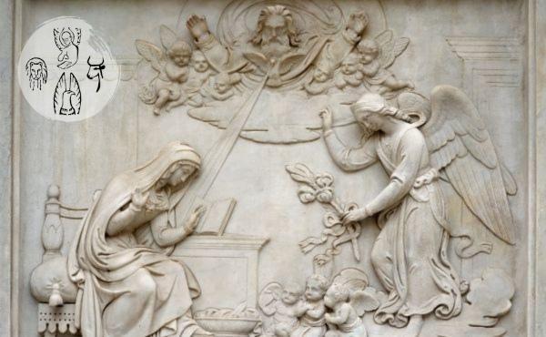 Evangelio del domingo: he aquí la esclava del Señor