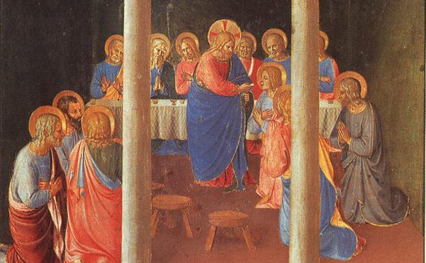 """""""Isus a rămas în Euharistie din dragoste"""""""