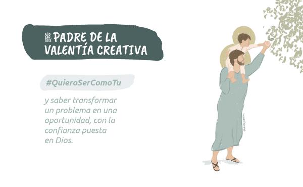 Opus Dei - «Padre de la valentía creativa»